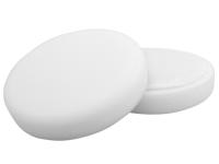 Flexipads World Class White Very Firm Cutting Pad 150mm