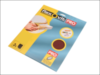 Flexovit Aluminium Oxide Sanding Sheets 230 x 280mm Medium 80g (3)