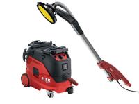 Flex Power Tools GE 5 + TB-L Giraffe® Sander 500W 110V & VCE 33 M AC Vacuum Cleaner 1400W 110V