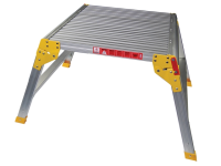 Forgefix Hop-Up Work Platform 595mm x 605mm EN131 Certified
