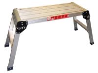 Forgefix Hop-Up Work Platform 750mm x 310mm EN131 Certified