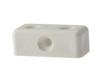 Forgefix Modesty Block White No.6-8 Blister 25