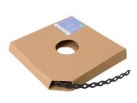 Forgefix Black Plastic Coated Pre-Galvanised Band 17mm x 0.8 x 10m Box 1