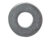 Forgefix Flat Penny Washer ZP M10 x 25mm Bag 10