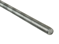 Forgefix Threaded Rod Stainless Steel M6 x 1m Single