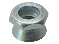 Forgefix Shear Nut Zinc Plated M6 Bag 10
