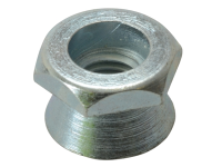Forgefix Shear Nut Zinc Plated M8 Blister of 2