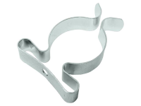 ForgeFix Tool Clips 1.1/8in Zinc Plated (Bag 25)