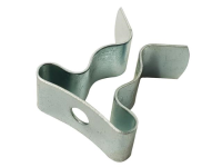 ForgeFix Tool Clips 1/4in Zinc Plated (Bag 25)