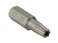 Forgefix Tamper Proof Torx Bit T25 Blister 1