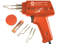 Faithfull Power Plus SGK Solder Gun 100 Watt 240 Volt 240V