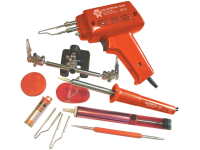 Faithfull Power Plus SGKP Soldering Gun & Iron Kit 30 Watt 240 Volt 240V