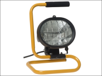 Faithfull Power Plus Portable Sitelight 500 Watt 110 Volt 110V