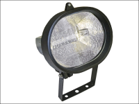 Faithfull Power Plus Wall Mounted Light 500 Watt 240 Volt 240V