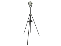 Faithfull Power Plus Heavy-Duty Sitelight with Tripod 500 Watt 240 Volt 240V