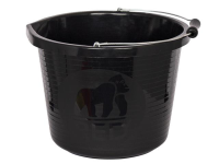 Red Gorilla Premium Bucket 3 Gallon (14L) - Black