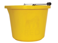 Red Gorilla Premium Bucket 3 Gallon (14L) - Yellow