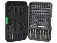 Hitachi Drill & Bit Set In Case Set of 102