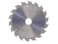 Hitachi Circular Saw Blade 185 x 30mm x 18T