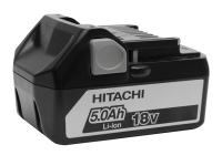 Hitachi BSL1850 Slide Battery Pack 18 Volt 5.0Ah Li-Ion