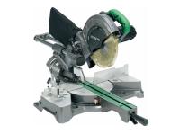 Hitachi C8FSEB 216mm Sliding Compound Mitre Saw & Blade 240 Volt 240V