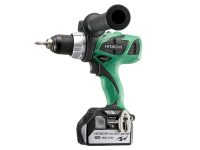 Hitachi DS18DBL Brushless Drill Driver 18 Volt 2 x 4.0Ah Li-Ion 18V