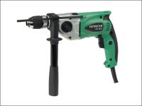 Hitachi DV18V Rotary Impact Drill 13mm Keyless 690 Watt 110 Volt 110V