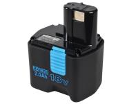 Hitachi EB 1820 Battery 18 Volt 2.0Ah NiCd 18V