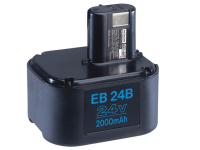 Hitachi EB 24B Battery 24 Volt 2.0Ah NiCd 24V