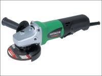 Hitachi G12SE2 115mm Mini Angle Grinder 1050 Watt 110 Volt 110V