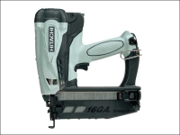 Hitachi NT65GS Cordless Lightweight Gas Brad Nail Gun 3.6 Volt 2 x 1.5Ah 3.6V