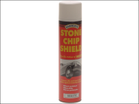Hammerite Stonechip Shield White Aerosol 600ml