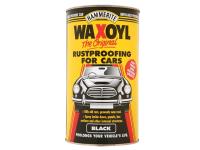 Hammerite Waxoyl Black Pressure Can 2.5 Litre