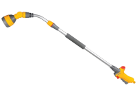 Hozelock Lance Spray Telescopic Plus 140cm