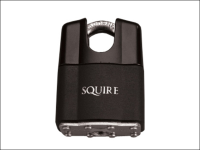 Henry Squire 39CS Stronglock Padlock Shed/Garage Lock 51mm Close Shackle