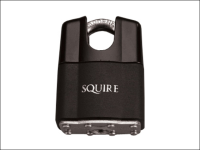 Henry Squire 39CS/KA Stronglock Padlock 51mm Closed Shackle Keyed