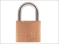 Henry Squire LP9 Leopard Brass Padlock 40mm