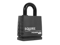 Henry Squire POL55 Powerlok Solid Steel Padlock 55mm