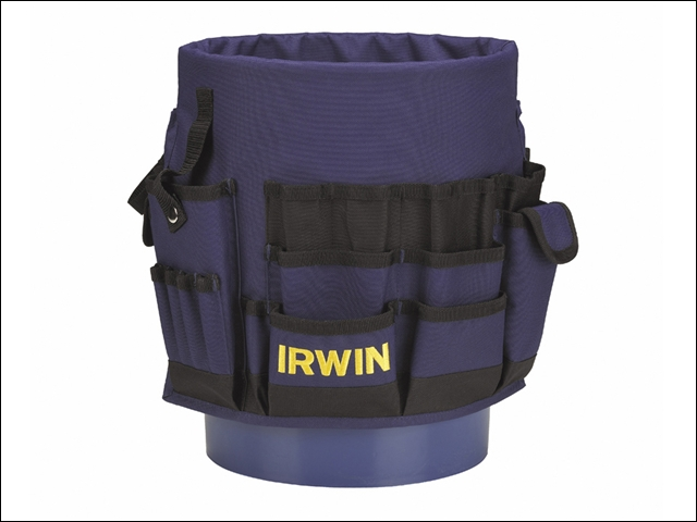 IRWIN Pro Tool Organiser - Bucket L46 x D30 x H10cm