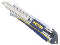 IRWIN Pro Touch Auto Load Snap-Off Knife 9mm