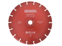 IRWIN Segmented Diamond Disc 230mm x 22.2mm