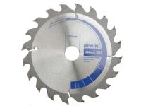 IRWIN Circular Saw Blade 140 x 20mm x 20T Professional Fast Rip