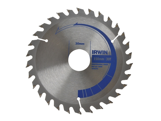 Circular Saw Blade 150 x 30mm x 30T Professional General Purpose