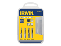 IRWIN Diamond Drill Bit Set of 4: 6, 8, 10 & 15mm