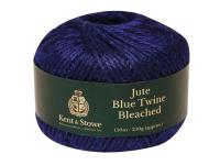 Kent & Stowe Jute Twine Bleached Blue 150m (250g)