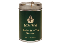 Kent & Stowe Twine In a Tin Natural 80m (80g)