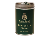 Kent & Stowe Twine In a Tin Green 80m (80g)