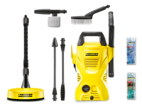 Karcher K2 Compact Car & Home Pressure Washer 110 Bar 240 Volt 240V