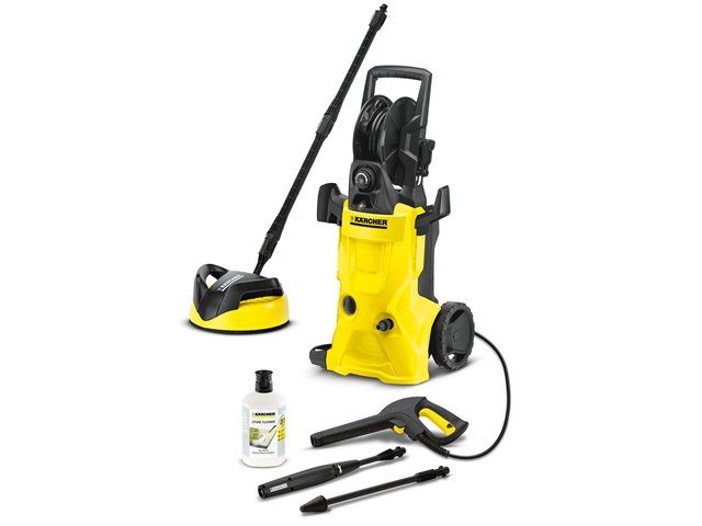 K4PH Premium Home Pressure Washer 130 Bar 240 Volt 240V