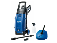 Kew Nilfisk Alto C110.3-5 PC Compact Pressure Washer with Patio Washer 110 Bar 240 Volt 240V